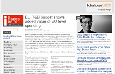 http://www.theinformationdaily.com/2012/07/09/eu-rd-budget-shows-added-value-of-eu-level-spending