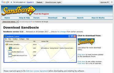 http://www.sandboxie.com/index.php?DownloadSandboxie