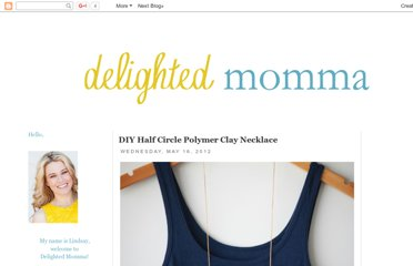 http://www.delightedmomma.com/2012/05/diy-half-circle-polymer-clay-necklace.html
