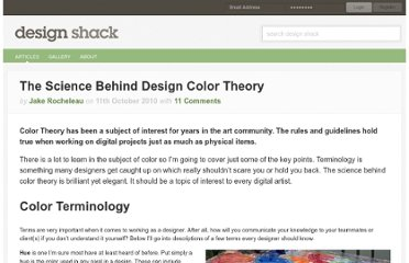 http://designshack.net/articles/graphics/the-science-behind-design-color-theory/