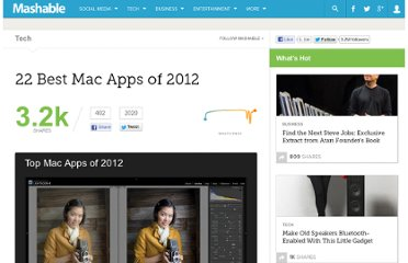 http://mashable.com/2012/12/16/22-best-mac-apps-of-2012/