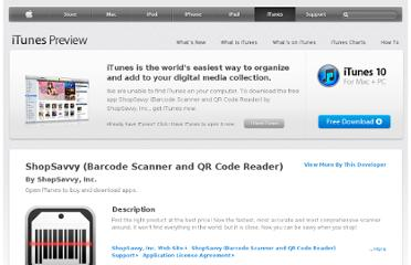 https://itunes.apple.com/us/app/shopsavvy-barcode-scanner/id338828953?mt=8