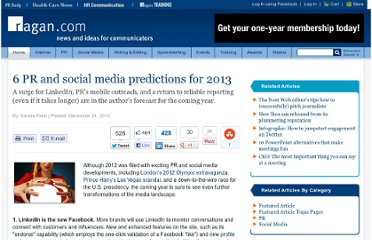 http://www.ragan.com/Main/Articles/6_PR_and_social_media_predictions_for_2013_45962.aspx