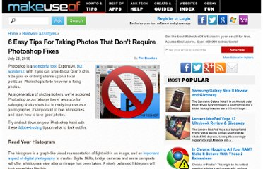 http://www.makeuseof.com/tag/tips-digital-photos-require-photoshop-fixes/