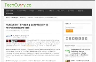 http://techcurry.co/hunstshire-bringing-gamification-to-recruitment-process/