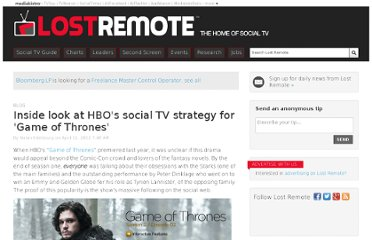 http://lostremote.com/inside-look-at-hbos-social-tv-strategy-for-game-of-thrones_b27683