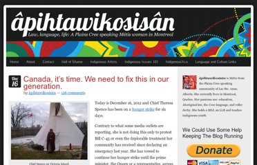http://apihtawikosisan.com/2012/12/16/canada-its-time-we-need-to-fix-this-in-our-generation/