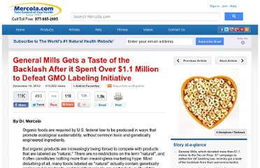 http://articles.mercola.com/sites/articles/archive/2012/12/18/general-mills-cheerios.aspx