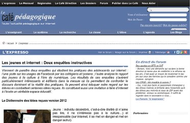 http://www.cafepedagogique.net/lexpresso/Pages/2012/12/18122012Article634914109590651861.aspx#.UNCLe8shnVg.facebook