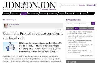 http://www.journaldunet.com/ebusiness/marques-sites/prixtel-recrutement-clients-facebook.shtml