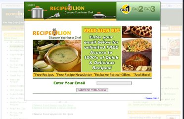 http://www.recipelion.com/Asian-Recipes/Easy-Chinese-Food-Recipes-16-Recipes-that-Beat-Takeout/ct/1#