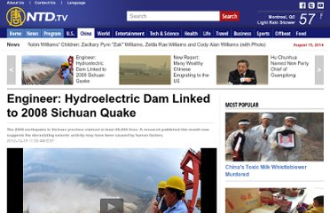 http://ntdtv.org/en/news/china/2012-12-19/engineer-hydroelectric-dam-linked-to-2008-sichuan-quake.html