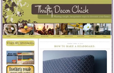 http://thriftydecorchick.blogspot.com/2010/04/how-to-make-headboard-for-big-boy-room.html