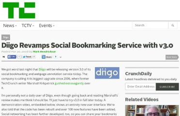 http://techcrunch.com/2008/03/20/diigo-revamps-social-bookmarking-service-with-v30/