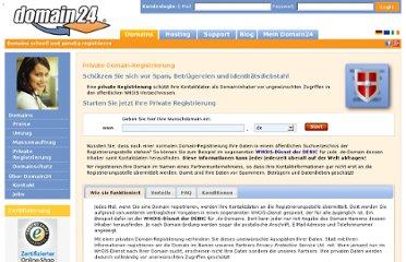 http://www.domain24.de/private-registrierung.html