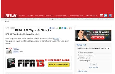 http://www.fifplay.com/fifa13-tips/