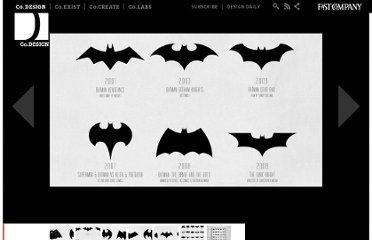 http://www.fastcodesign.com/1671493/infographic-the-evolution-of-the-batman-logo-from-1940-to-today#2