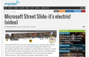 http://www.engadget.com/2010/07/28/microsoft-street-slide-its-electric-video/
