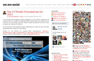 http://wearesocial.net/blog/2012/12/top-10-trends-presentations-2013/