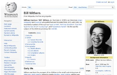 http://en.wikipedia.org/wiki/Bill_Withers