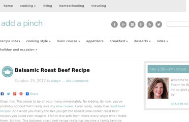 http://addapinch.com/cooking/2012/10/25/balsamic-roast-beef-recipe/
