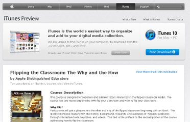https://itunes.apple.com/us/course/flipping-classroom-why-how/id589244188