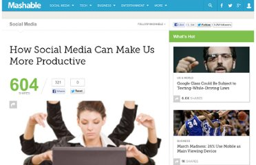 http://mashable.com/2010/07/28/social-media-productivity/