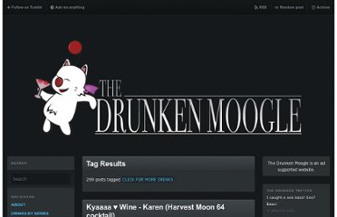 http://www.thedrunkenmoogle.com/tagged/CLICK+FOR+MORE+DRINKS