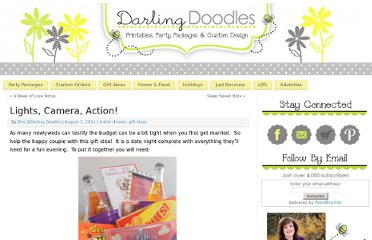 http://www.darlingdoodlesdesign.com/2011/08/lights-camera-action.html