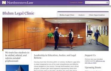 http://www.law.northwestern.edu/legalclinic/
