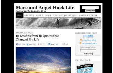http://www.marcandangel.com/2012/12/24/10-lessons-from-10-quotes-that-changed-my-life/