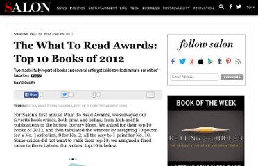 http://www.salon.com/2012/12/23/the_what_to_read_awards_top_10_books_of_2012/