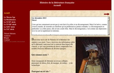 http://www.la-litterature.com/dsp/dsp_display.asp
