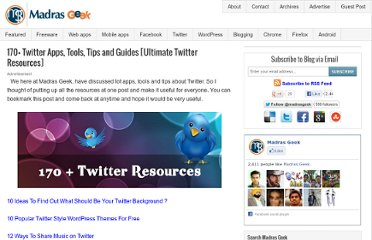 http://www.madrasgeek.com/2010/07/ultimate-twitter-resources.html