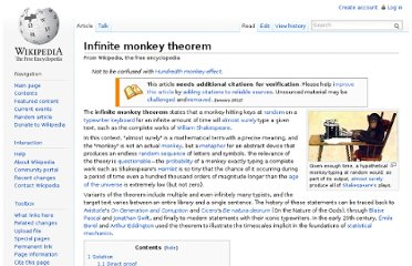 http://en.wikipedia.org/wiki/Infinite_monkey_theorem