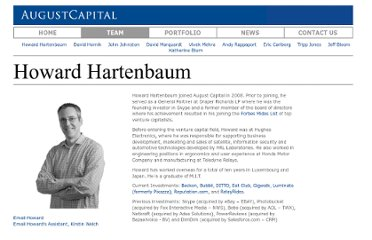 http://www.augustcap.com/team/howard_hartenbaum/