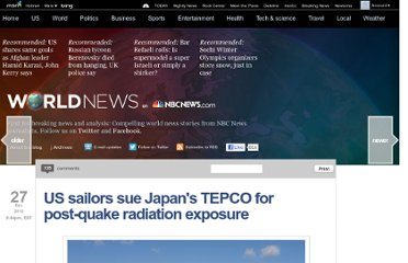 http://worldnews.nbcnews.com/_news/2012/12/27/16197507-us-sailors-sue-japans-tepco-for-post-quake-radiation-exposure?lite