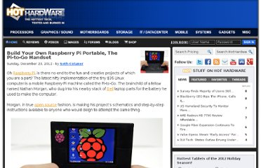 http://hothardware.com/News/Build-Your-Own-Raspberry-Pi-Portable-The-PitoGo-Handset/