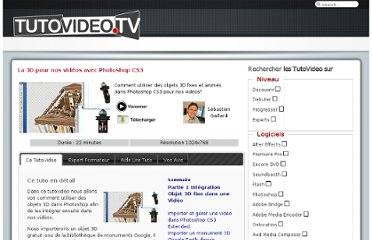 http://www.tutovideo.tv/tutorial-adobe-photoshop-cs3-3d-video-gratuit.html