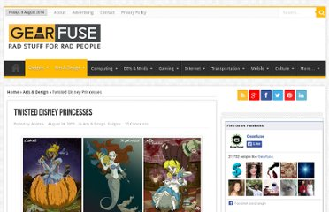 http://www.gearfuse.com/twisted-disney-princesses/