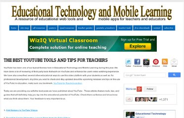 http://www.educatorstechnology.com/2012/12/the-best-youtube-tools-and-tips-for.html