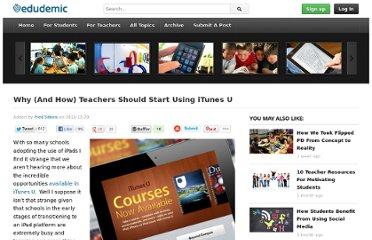 http://edudemic.com/2012/12/itunes-u-courses-methods/