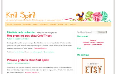 http://www.knitspirit.net/search/label/Patron%20gratuit