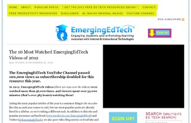 http://www.emergingedtech.com/2012/12/the-10-most-watched-emergingedtech-videos-of-2012/