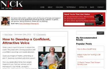 http://www.thedatingspecialist.com/blog/how-to-develop-a-confident-attractive-voice/