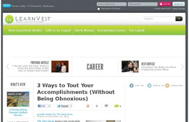 http://www.learnvest.com/2012/12/3-ways-to-show-off-at-work-without-being-obnoxious/