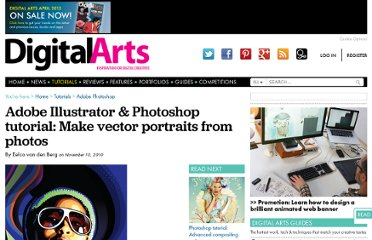http://digitalartsonline.co.uk/tutorials/photoshop/make-vector-portraits-from-photos/