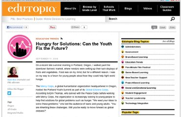 http://www.edutopia.org/blog/world-hunger-integrated-studies