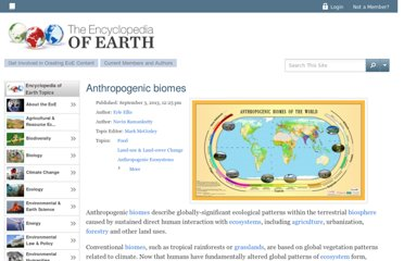 http://www.eoearth.org/article/Anthropogenic_biomes
