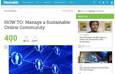 http://mashable.com/2010/07/30/sustainable-online-community/
